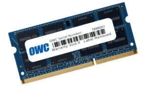 Mac operační paměť RAM