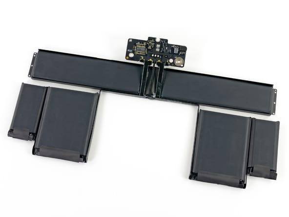 Výměna baterie MacBook Retina
