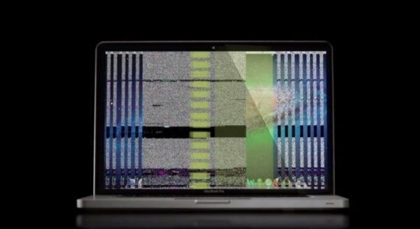 MacBook problém s grafickou kartou 2