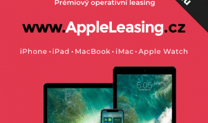 apple operativní leasing