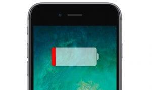 Výdrž baterie iPhone, výměna baterie iphone