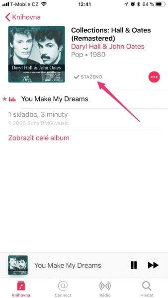Jak stáhnout hudbu do iPhone