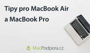tipy macbook air