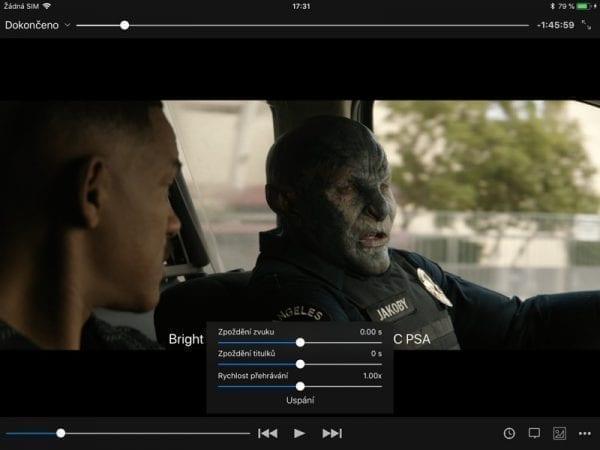 jak stáhnout film do iPadu
