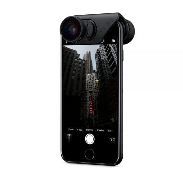 jak fotí iPhone se