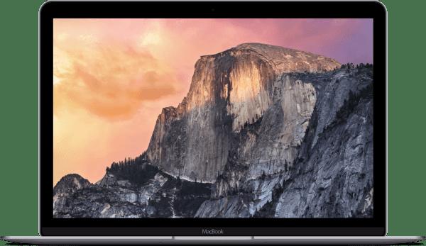 macbook čištění