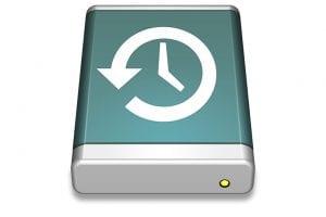 jak zálohovat pomocí Time machine