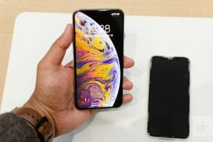 Nový iPhone XS a XS Max