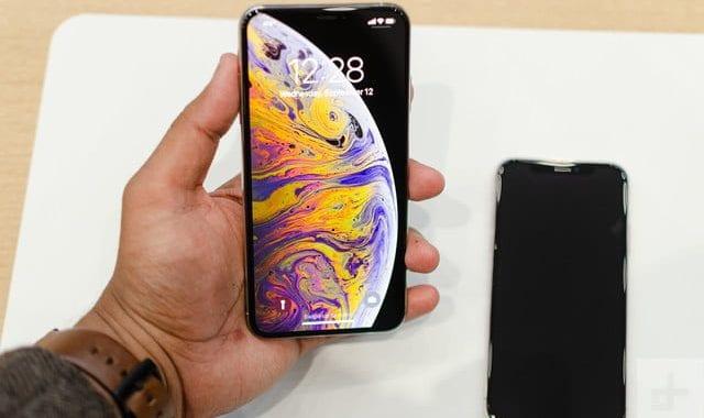 Nový iPhone XS a XS Max