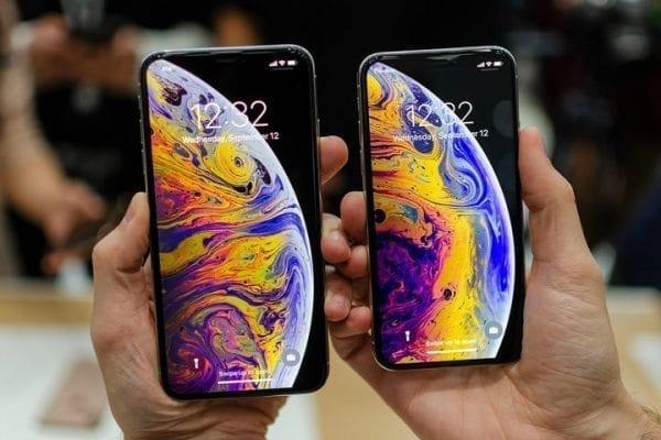 apple iphone XS servis