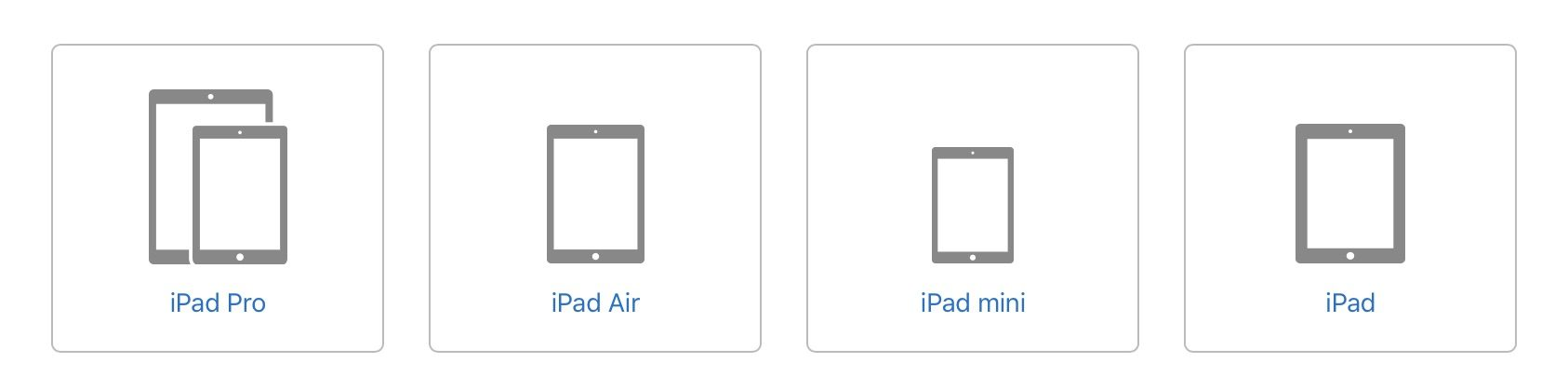 Jaký iPad
