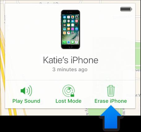 Najít iPhone