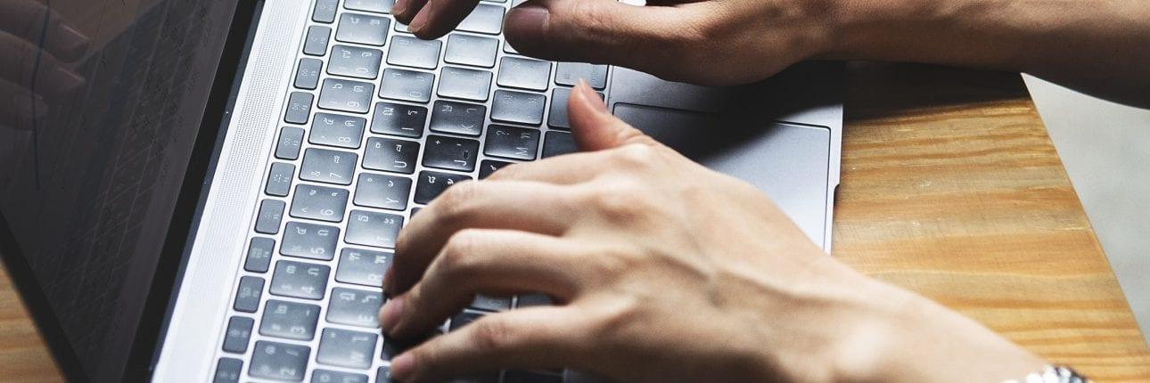 nová klávesnice na macbooku