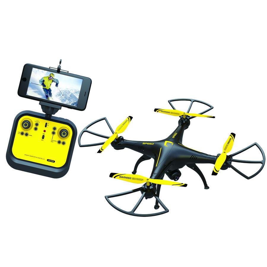jak ovládat dron