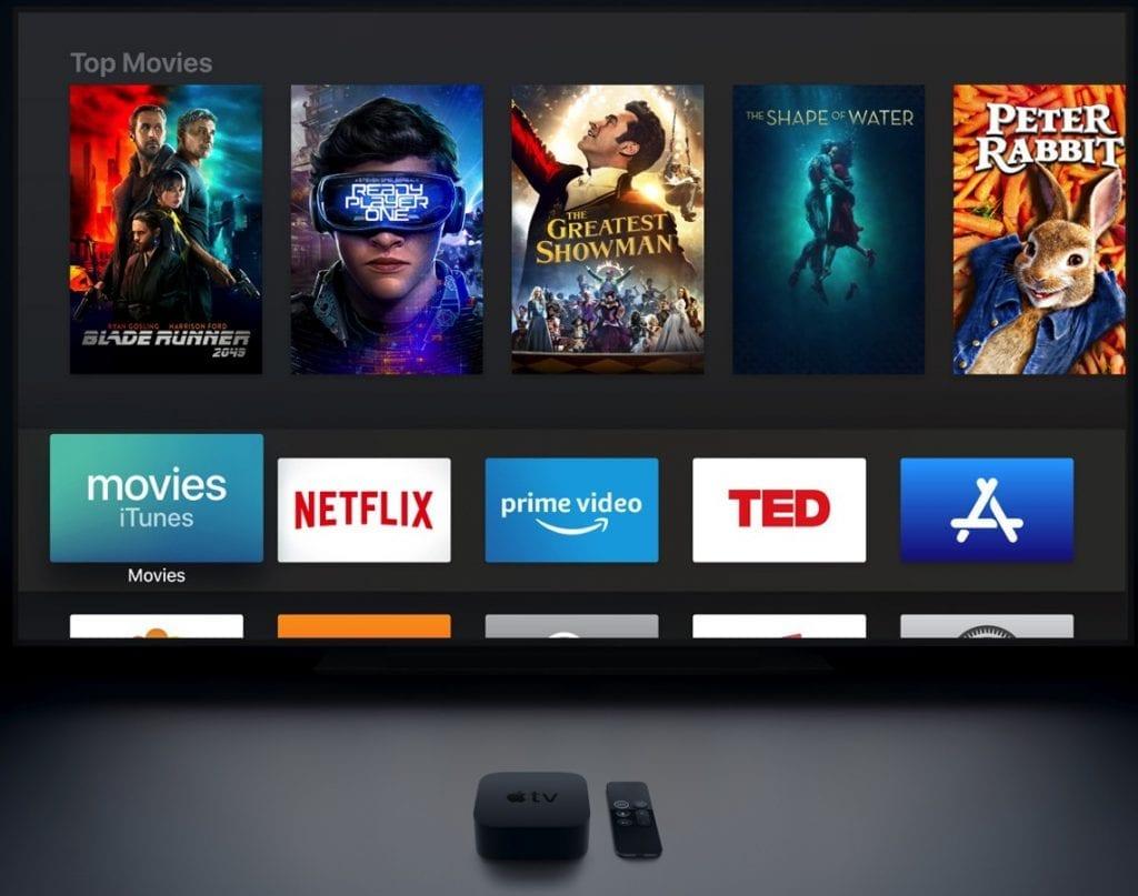 Jak funguje Apple TV