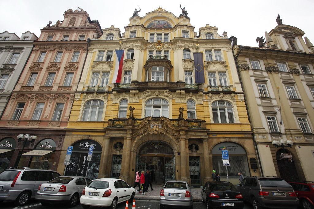 Apple Store v Praze