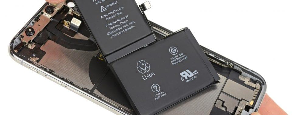 Výměna baterie iphone, nejlevnější oprava iPhone, iphone výměna baterie