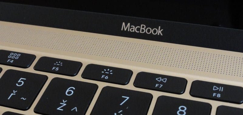 Klávesové zkratky MacBook