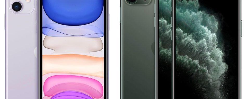 Nejnovější iPhone 11