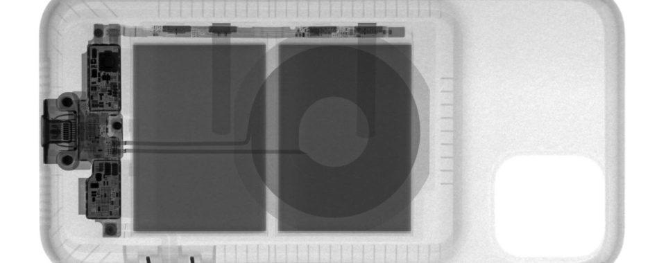 Smart Battery Case rentgen