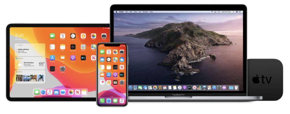 produkty Apple 2019