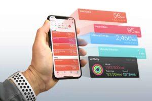 Aplikace Zdraví