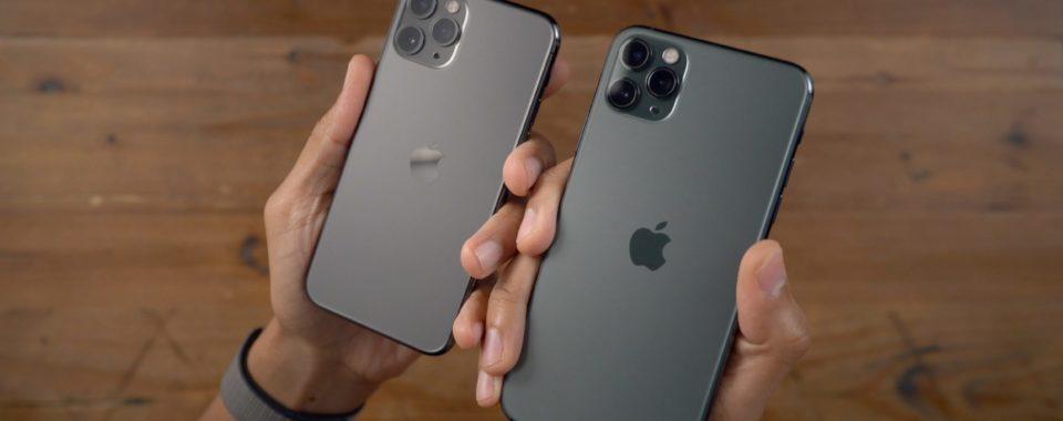 iPhone 11 Pro prodej