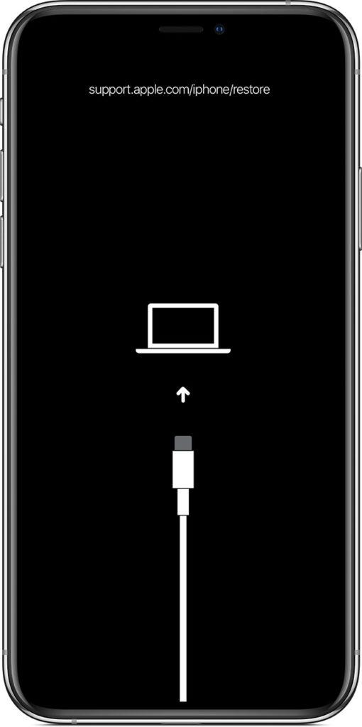 iPhone obnova