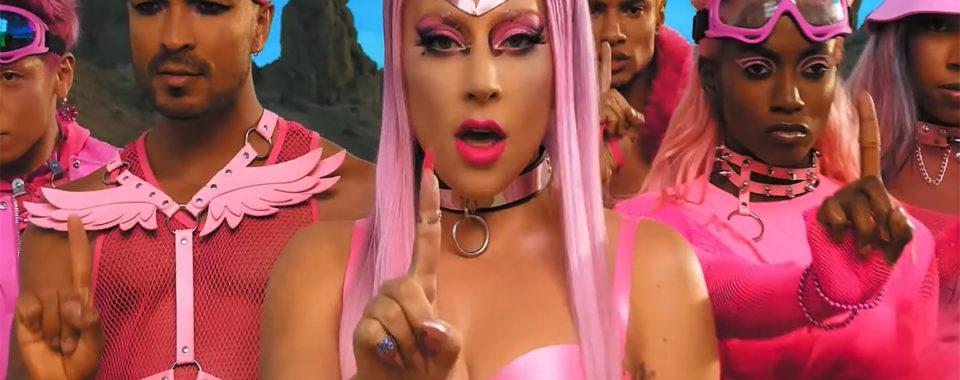 Lady Gaga nový videoklip