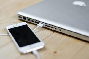 Jak propojit iPhone s PC