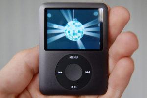 Jak restartovat iPod