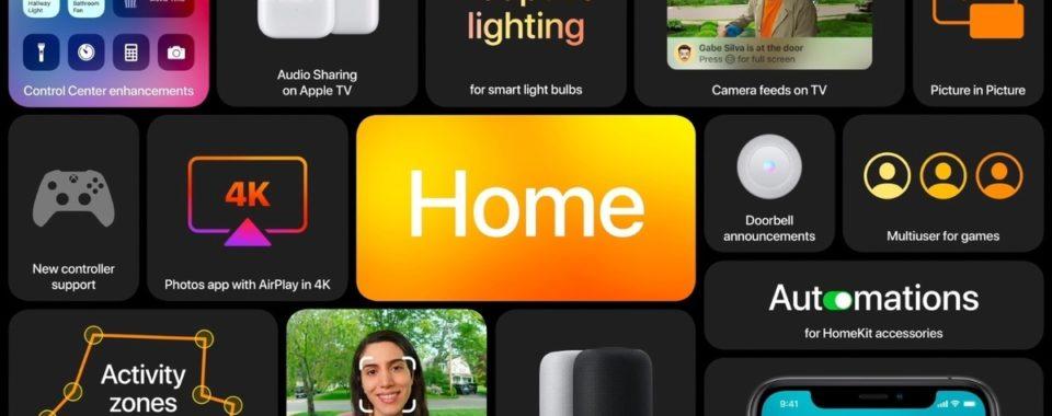 Apple HomeKit produkty