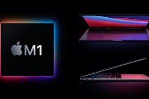 Apple M1 výkon