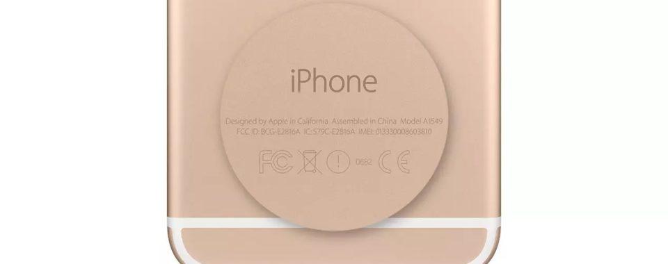 Sériové číslo iPhone