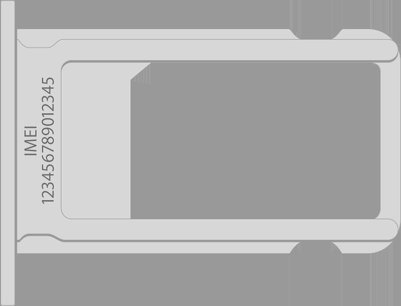 iPhone zásuvka SIM karty