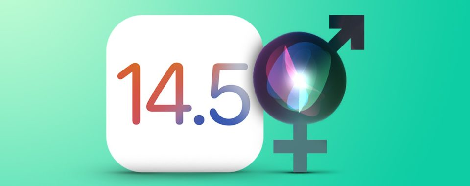 Hlas Siri iOS 14.5