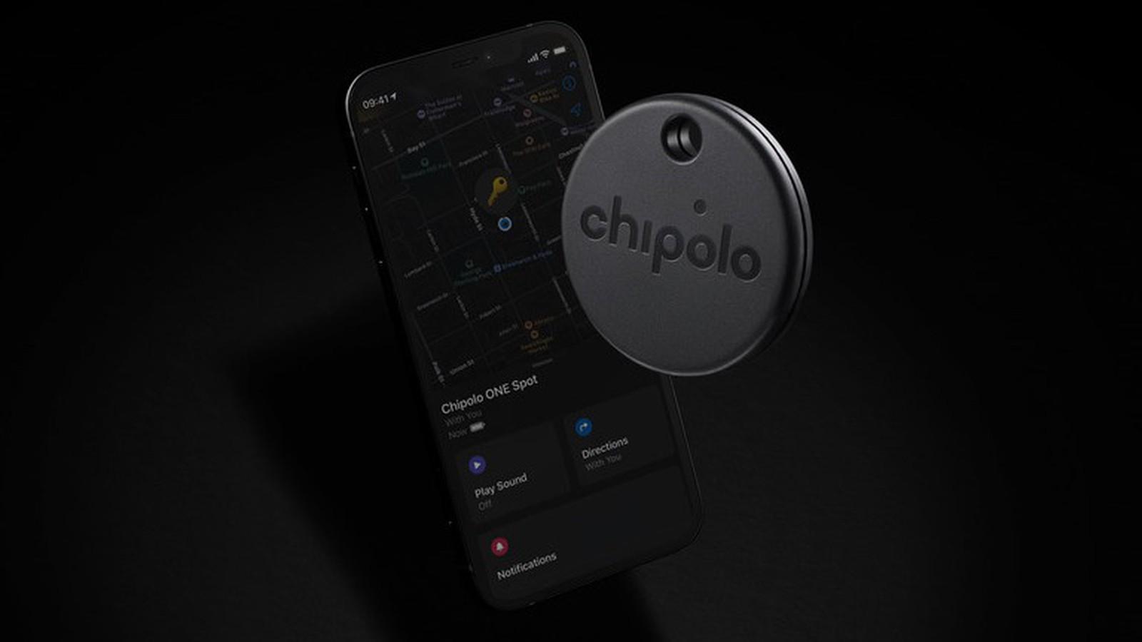 Apple Najít Chipolo