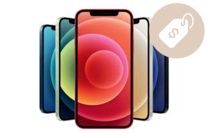 iPhone cena